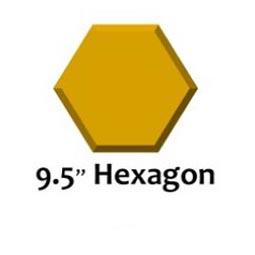 9.5hex-3.5