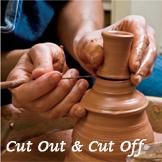 CutOutCutOffButton