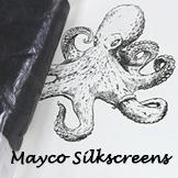 MaycoSilkscreenButton